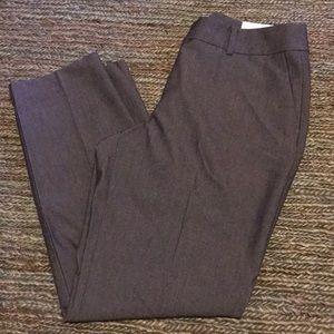 NWT Anne Taylor Factory Curvy Slim leg pants